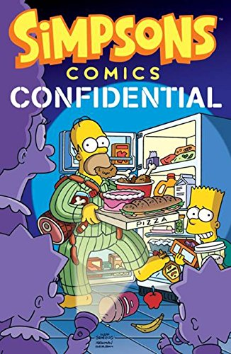 9780062115324: Simpsons Comics Confidential (Simpsons Comic Compilations)