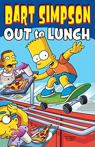 9780062115331: Bart Simpson: Out to Lunch (Simpsons Comic Compilations)
