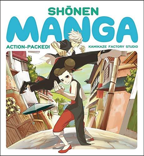 9780062115478: Shonen Manga: Action-Packed!