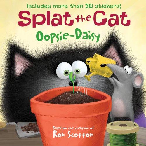 9780062115850: Splat the Cat: Oopsie-Daisy