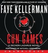9780062116543: Gun Games CD (Peter Decker/Rina Lazarus)