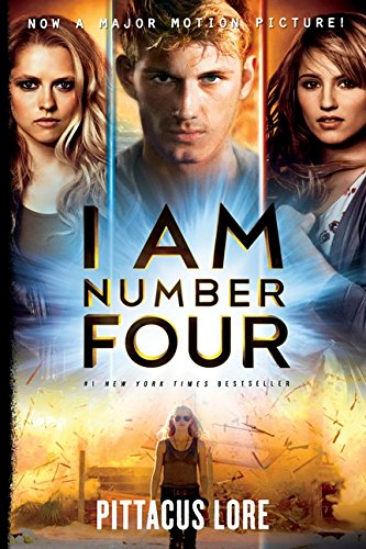 9780062116550: I Am Number Four Movie Tie-in Edition (Lorien Legacies)