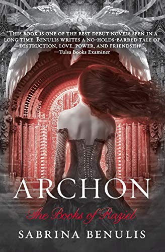 9780062116901: Archon: The Books of Raziel