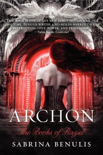 9780062116901: Archon: The Books of Raziel