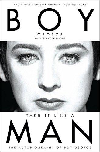 9780062117786: Take It Like a Man: The Autobiography of Boy George