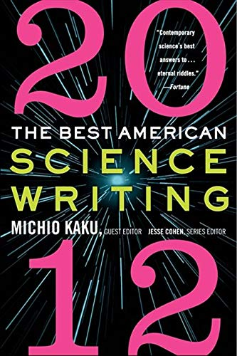 9780062117915: The Best American Science Writing 2012