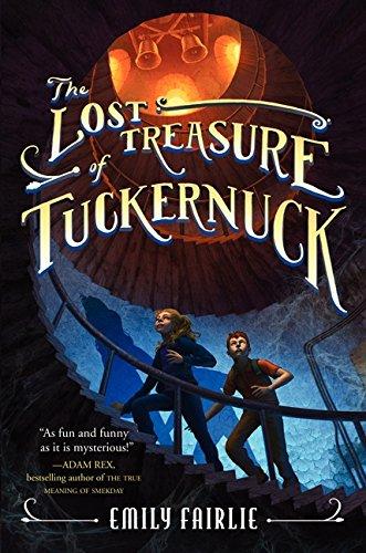 9780062118905: The Lost Treasure of Tuckernuck (Tuckernuck Mysteries)