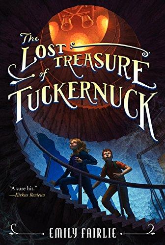 9780062118912: The Lost Treasure of Tuckernuck (Tuckernuck Mystery)
