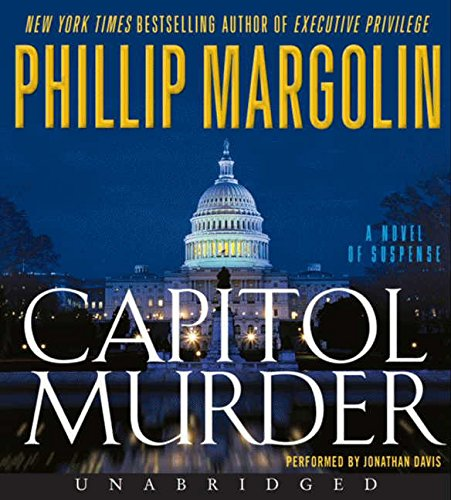9780062119117: Capitol Murder: A Novel of Suspense