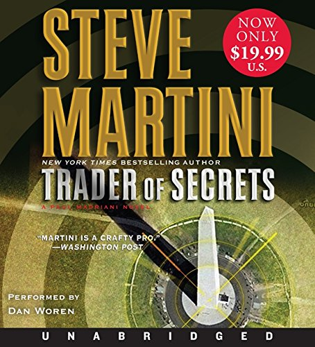 9780062119216: Trader of Secrets Low Price CD (Paul Madriani Novels)