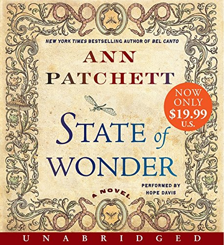 9780062119247: State of Wonder Low Price CD: A Novel