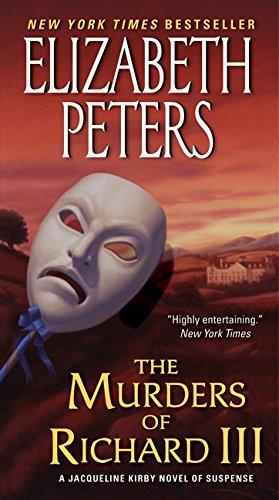 9780062119742: Murders of Richard iii: A Jacqueline Kirby Novel of Suspense (Jacqueline Kirby Series)