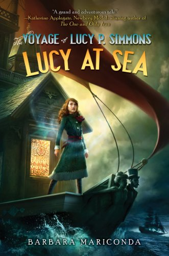 The Voyage of Lucy P. Simmons: Lucy at Sea: n/a