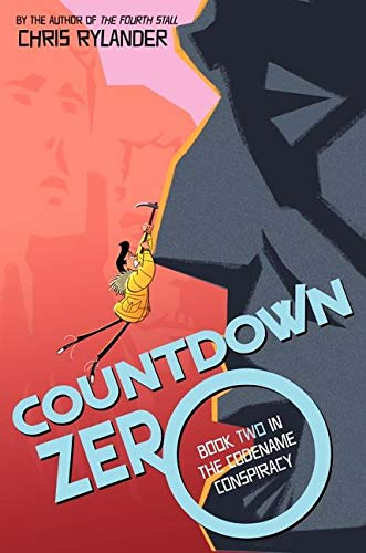 9780062120113: Countdown Zero (Codename Conspiracy)