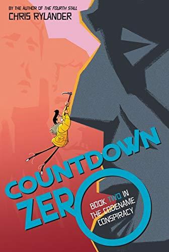 9780062120120: Countdown Zero (Codename Conspiracy)