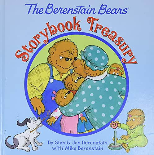 9780062120144: The Berenstain Bears Storybook Treasury