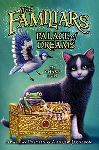 9780062120298: Palace of Dreams (Familiars)