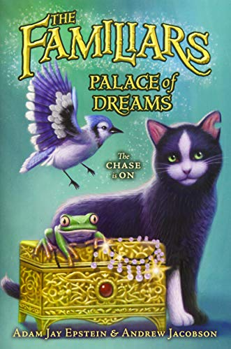 9780062120311: Palace of Dreams (Familiars)