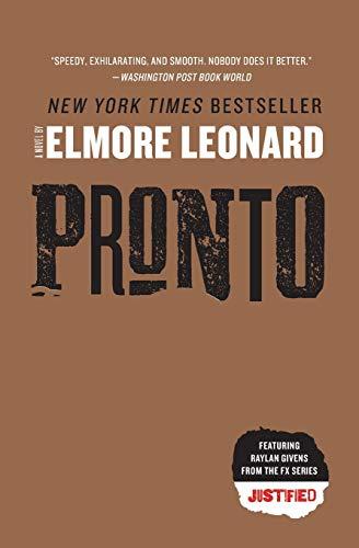 9780062120335: Pronto: A Novel