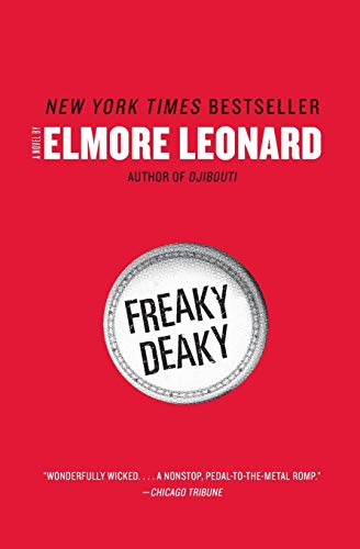 9780062120359: Freaky Deaky: A Novel