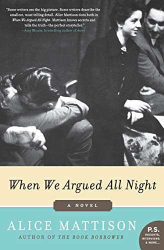 9780062120373: When We Argued All Night (P.S.)