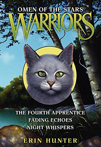 9780062121059: Warriors: Omen of the Stars Box Set: Volumes 1 to 3