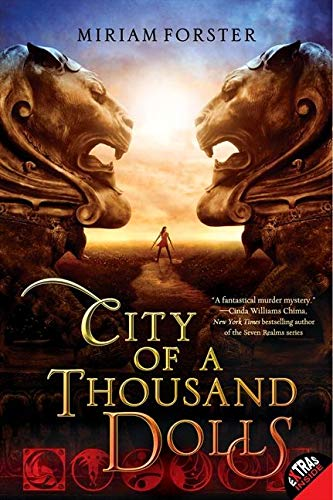 9780062121325: City of a Thousand Dolls (Bhinian Empire)