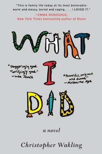 9780062121691: What I Did: A Novel
