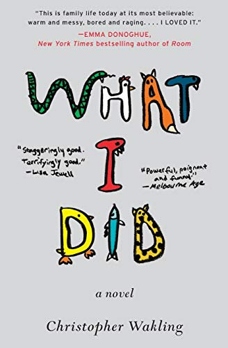 9780062121691: What I Did: A Novel