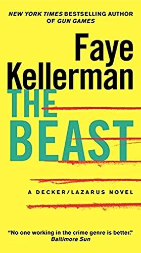 9780062121769: The Beast (Decker/Lazarus Novels)