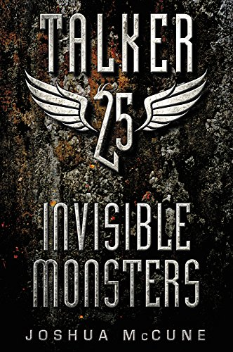 9780062121950: Talker 25 #2: Invisible Monsters