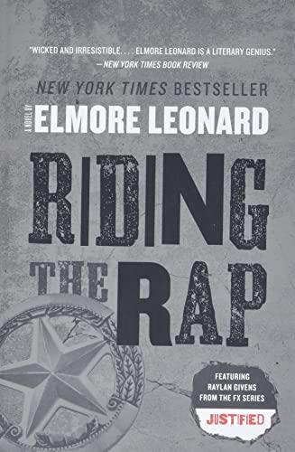 9780062122476: Riding the Rap: A Novel