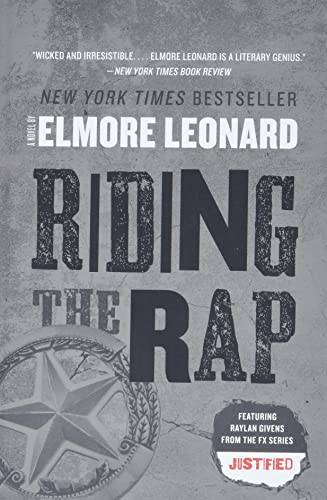 9780062122476: Riding the Rap: A Novel