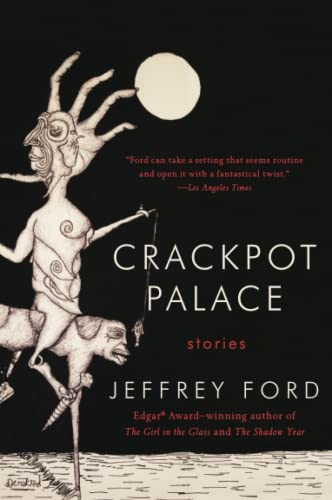 9780062122599: Crackpot Palace: Stories