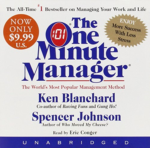 9780062122605: The One Minute Manager