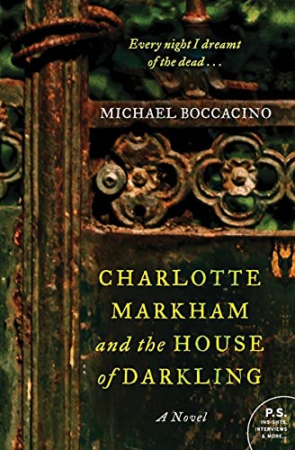 9780062122612: Charlotte Markham and the House of Darkling