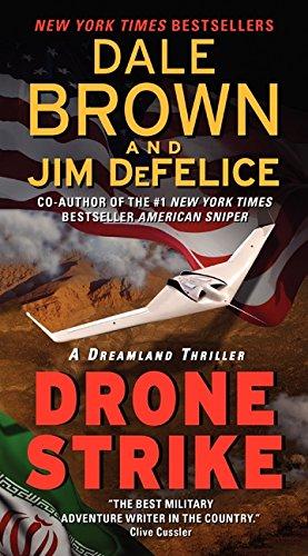 9780062122827: Drone Strike: A Dreamland Thriller