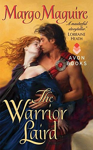 9780062122889: The Warrior Laird (The Highland Brothers)