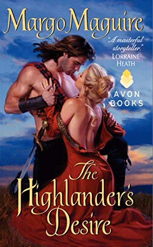 9780062122902: The Highlander's Desire (The Highland Brothers)