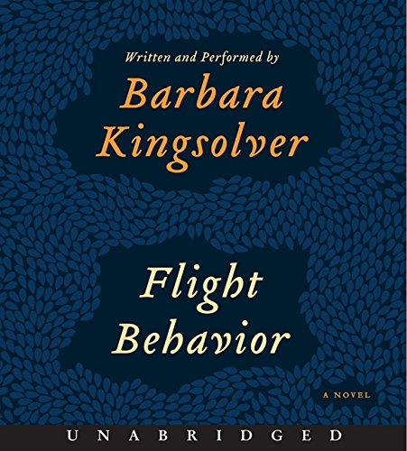 9780062124326: Flight Behavior Unabridged CD
