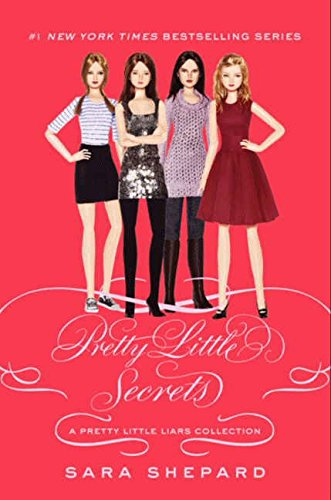 9780062125910: Pretty Little Secrets, Book 1