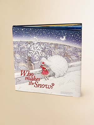 9780062127075: HarperCollins Who Makes the Snow? - Who Makes The Snow? Book