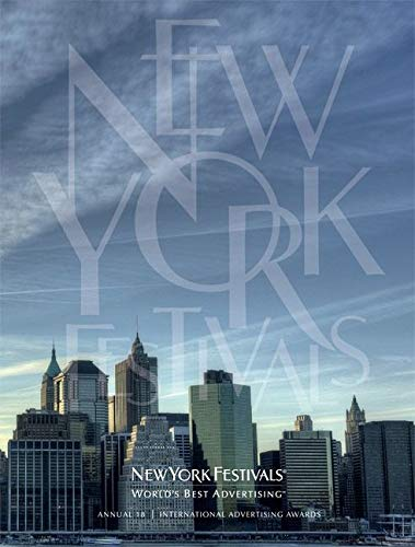 New York Festivals 18 (Hardback): New York Festivals