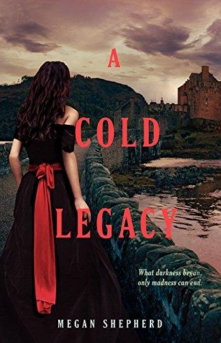 A Cold Legacy (Madman's Daughter): Shepherd, Megan