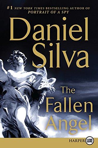 9780062128140: The Fallen Angel LP: A Novel (Gabriel Allon)