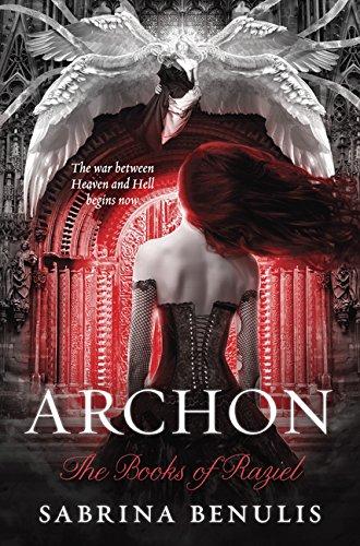 9780062128171: Archon: The Books of Raziel