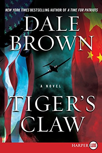 9780062128287: Tiger's Claw: A Novel
