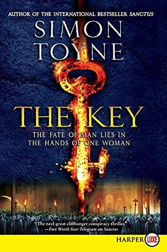 9780062128393: The Key (Ruin Trilogy)