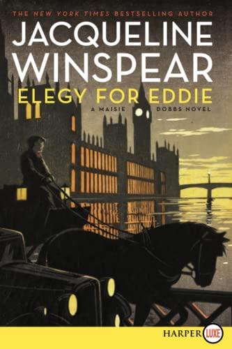 Elegy for Eddie LP: A Maisie Dobbs Novel: Winspear, Jacqueline
