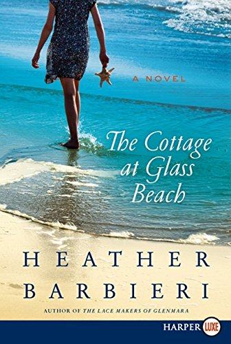 9780062128492: The Cottage at Glass Beach LP: A Novel